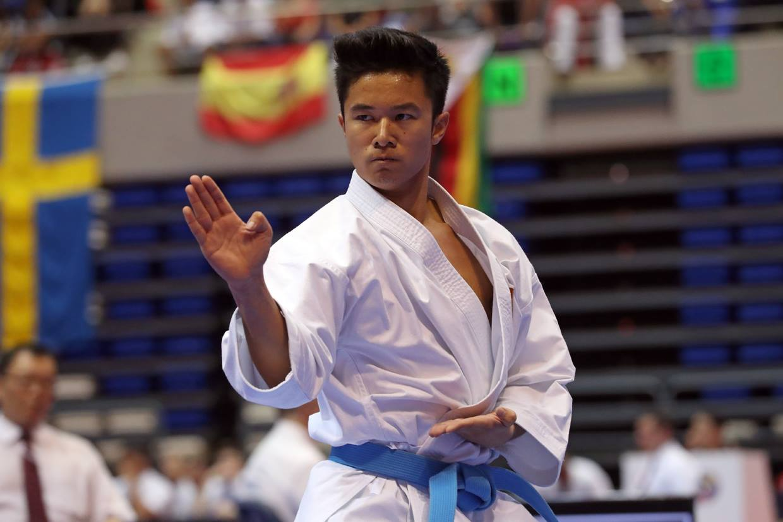 20171026 ILEPS Loick Tranier Championnat Monde Karate 2