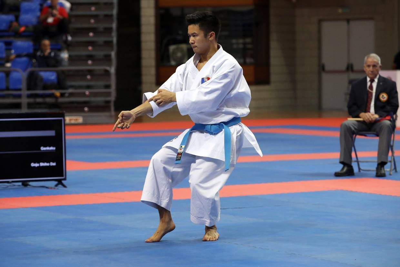 20171026 ILEPS Loick Tranier Championnat Monde Karate 5