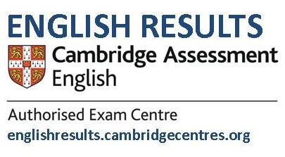 Logo Cambridge English Results