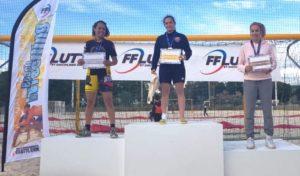 Juliette RONDET : ILEPSienne championne de France