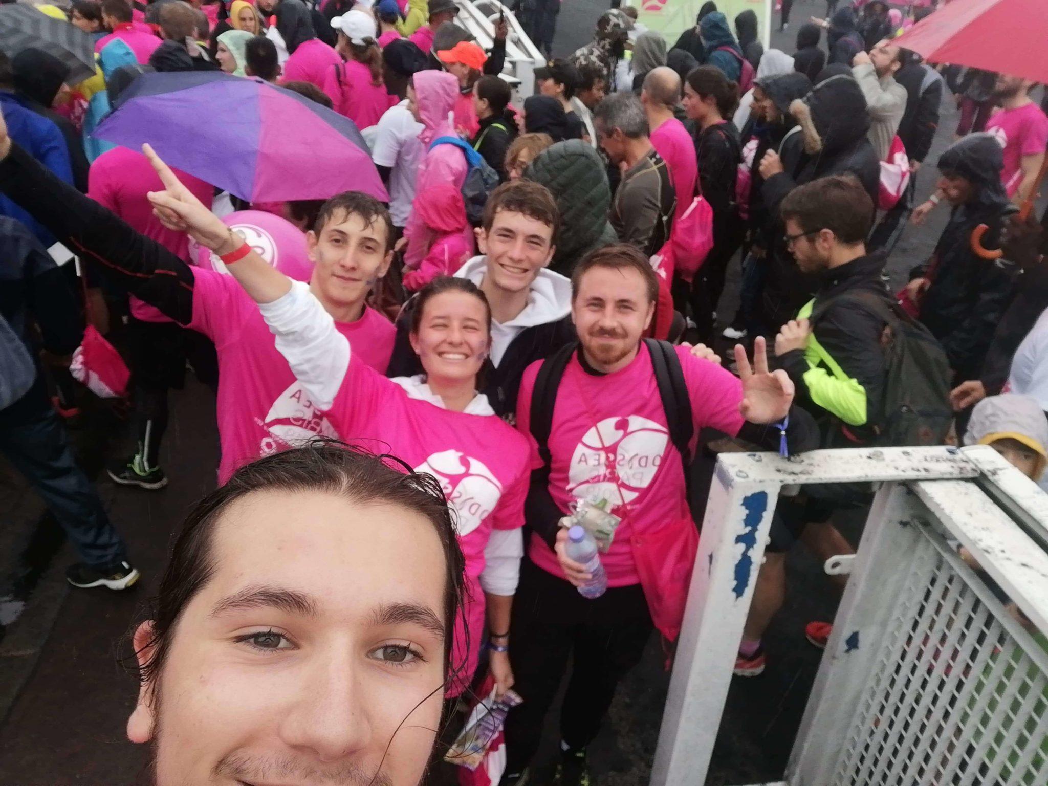 Odysséa cause pour le cancer du sein 2