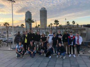 INTERNATIONAL WEEK 2019 : Barcelone