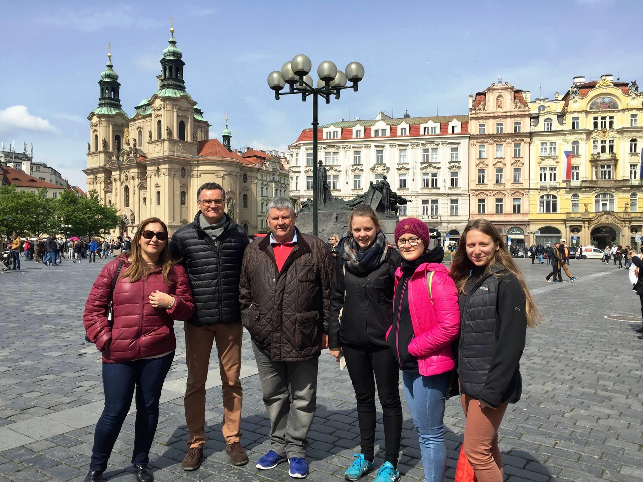 group ILEPS International Week 2017 Prague