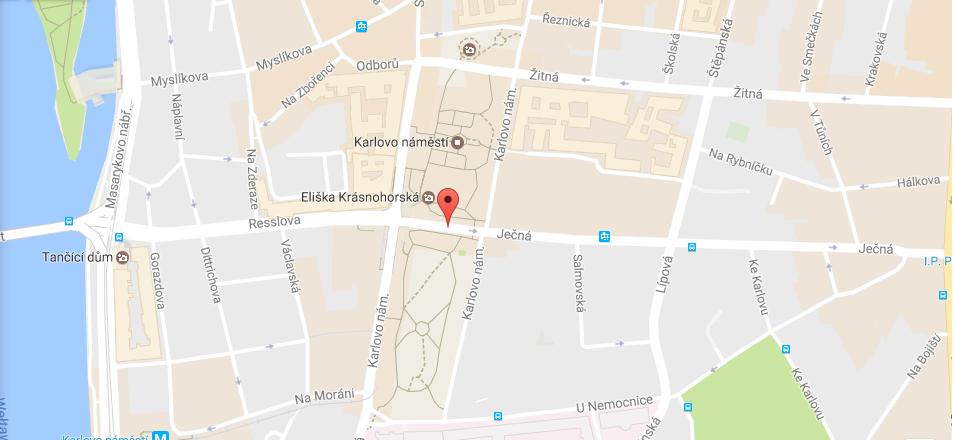 karlovo namesti ILEPS International Week 2017 Prague