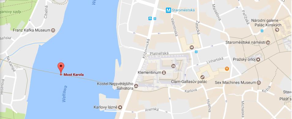 most karola ILEPS International Week 2017 Prague