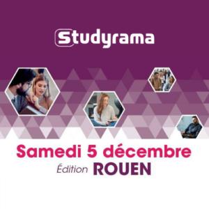 Salon virtuel des études supérieures Studyrama – samedi 5 décembre