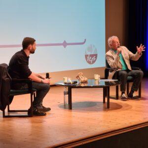 Conférence/échange avec Nelson Monfort
